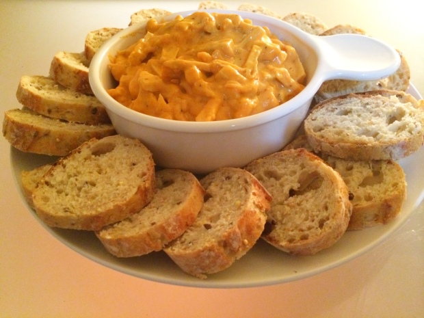 Buffallo Chicken Dip