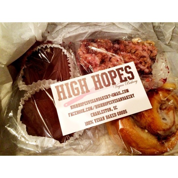 High Hopes Vegan Bakery
