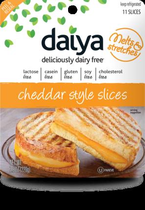 Daiya Cheddar